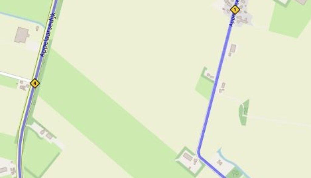 2e avond 5 km Appelaarseweg