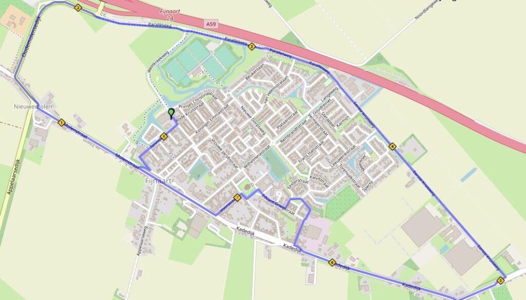4e avond 10 km Aldi-RijkZwaan